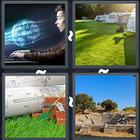 4 Pics 1 Word answers and cheats level 3408