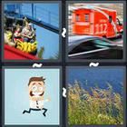 4 Pics 1 Word answers and cheats level 3429