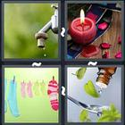 4 Pics 1 Word answers and cheats level 3444