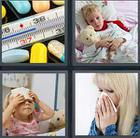 4 Pics 1 Word answers and cheats level 3495
