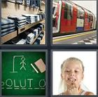 4 Pics 1 Word answers and cheats level 3499