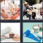 4 Pics 1 Word answers and cheats level 3506