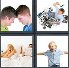 4 Pics 1 Word answers and cheats level 3530