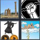 4 Pics 1 Word answers and cheats level 3553