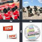 4 Pics 1 Word answers and cheats level 407