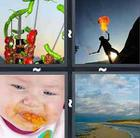 4 Pics 1 Word answers and cheats level 418