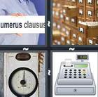 4 Pics 1 Word answers and cheats level 468