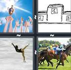 4 Pics 1 Word answers and cheats level 545