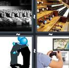 4 Pics 1 Word answers and cheats level 563
