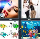 4 Pics 1 Word answers and cheats level 571