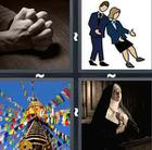4 Pics 1 Word answers and cheats level 575