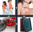 4 Pics 1 Word answers and cheats level 584