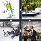 4 Pics 1 Word answers and cheats level 587