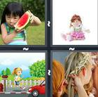 4 Pics 1 Word answers and cheats level 600
