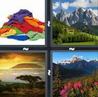 4 Pics 1 Word answers and cheats level 606