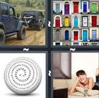 4 Pics 1 Word answers and cheats level 607
