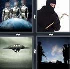 4 Pics 1 Word answers and cheats level 612