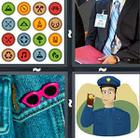 4 Pics 1 Word answers and cheats level 617