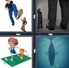 4 Pics 1 Word answers and cheats level 672