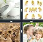 4 Pics 1 Word answers and cheats level 687