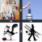 4 Pics 1 Word answers and cheats level 708