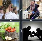 4 Pics 1 Word answers and cheats level 714
