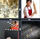 4 Pics 1 Word answers and cheats level 728