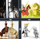 4 Pics 1 Word answers and cheats level 733