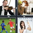 4 Pics 1 Word answers and cheats level 738