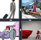 4 Pics 1 Word answers and cheats level 758