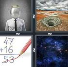 4 Pics 1 Word answers and cheats level 780