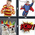 4 Pics 1 Word answers and cheats level 798