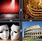 4 Pics 1 Word answers and cheats level 812