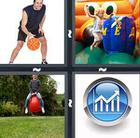 4 Pics 1 Word answers and cheats level 821