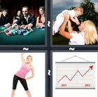 4 Pics 1 Word answers and cheats level 824