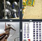 4 Pics 1 Word answers and cheats level 831