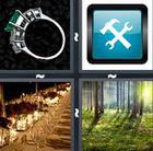 4 Pics 1 Word answers and cheats level 836
