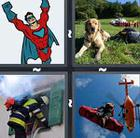 4 Pics 1 Word answers and cheats level 909