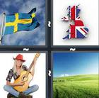 4 Pics 1 Word answers and cheats level 970